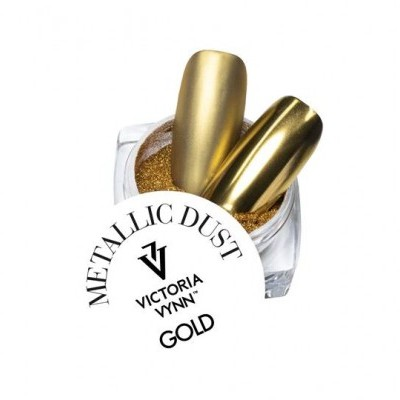 Pó Metalizado Nº 16 - Gold - Victoria Vynn