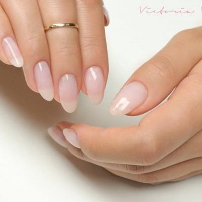 Mega Base Cold Pink - Leitoso Rosa - Victoria Vynn - 8 ml
