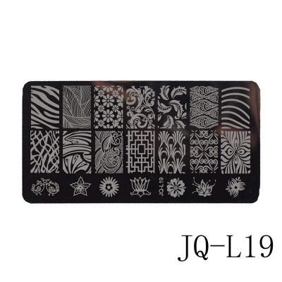 Placa de Carimbos JQ-L19