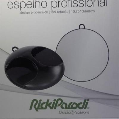 Espelho Profissional com pega - Ricki Parodi