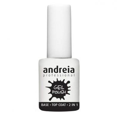 Andreia Verniz Gel Base e Top Coat - 10,5 ml