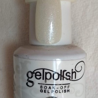 Gel Polish 1367 Glitter Prateado - 15 ml