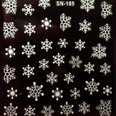 Autocolantes de Natal - SN-105