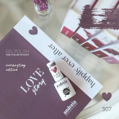 Andreia 307 - Happily Ever After - Coleção Love Story
