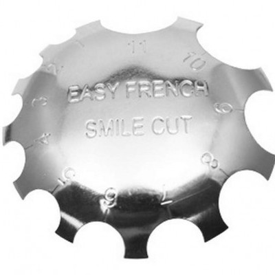 Placa de Francesa - Easy French Smile Cut