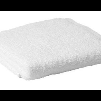 Toalha de Cabeleireiro Branca - 50 x 100 cm