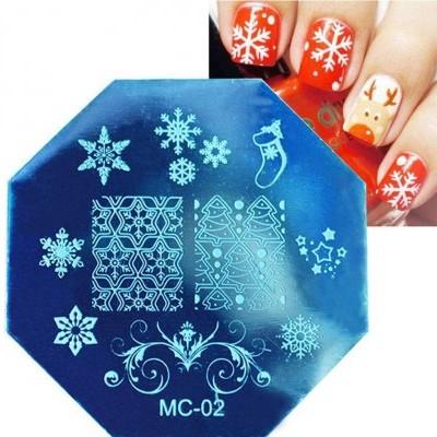 Placa MC-02 - Natal