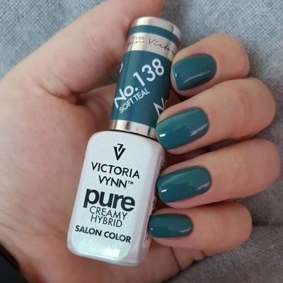 Victoria Vynn Verniz Gel Nº 138 - Soft Teal - 8 ml