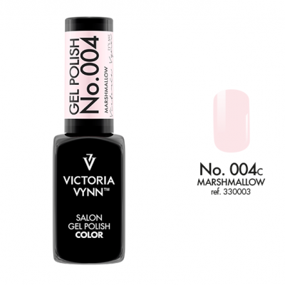 Victoria Vynn Verniz Gel Nº 004 - MarshMallow - 8 ml
