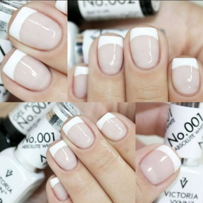 Victoria Vynn Verniz Gel Nº 001 - Absolut White - 8 ml