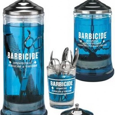 Barbicide Jarro Vidro Grande 1100 ml