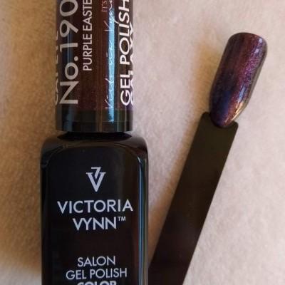 Victoria Vynn Cat Eye Nº 190 - Purple Easter - Magnético - 8 ml