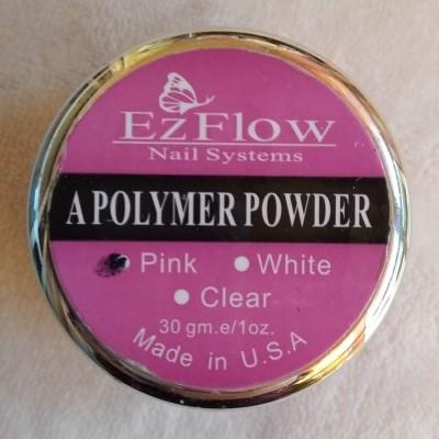 Pó Acrílico EzFlow - Pink 30 gr