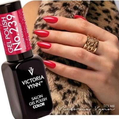 Victoria Vynn Verniz Gel Nº 239 - Mellow Raspberry - 8 ml