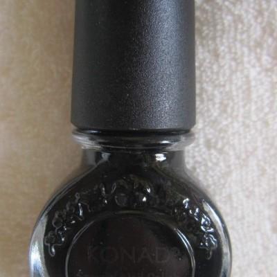 Tinta Konad Preto 11 ml