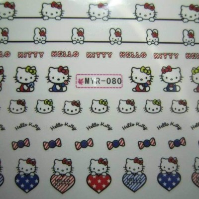 Autocolantes Hello Kitty MYR-080