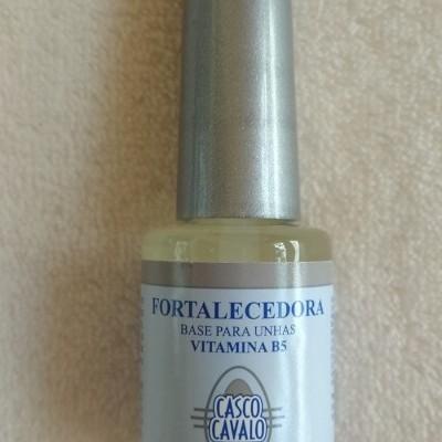 Base Fortalecedora Casco de Cavalo - Vitamina B5