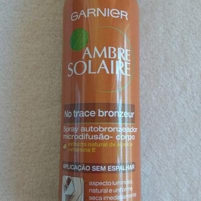 Garnier Spray auto bronzeador