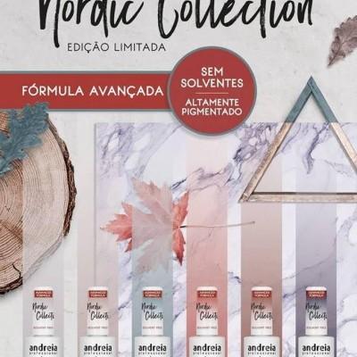 Andreia Nordic Collection - 6 Cores
