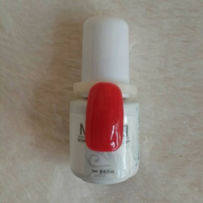 Gel Polish Nº 003 - Vermelho - 7 ml