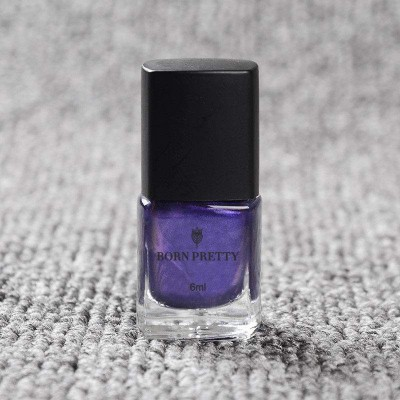 Tinta para Carimbo Born Pretty - Roxo - 6 ml