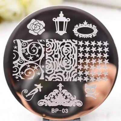 Placa BP-03