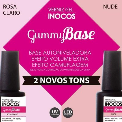 Inocos Gummy Base - 15 ml