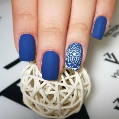 Victoria Vynn Verniz Gel Nº 141 - Blue Blood - 8 ml
