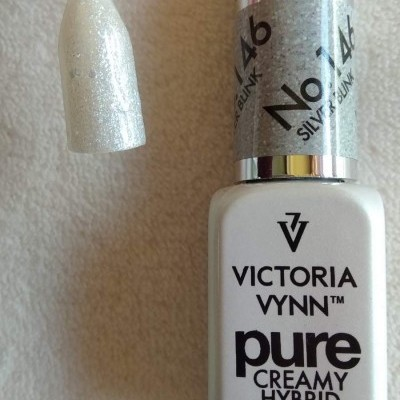 Victoria Vynn Verniz Gel Nº 146 - Silver Blink - 8 ml