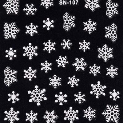 Autocolantes de Natal - SN-107