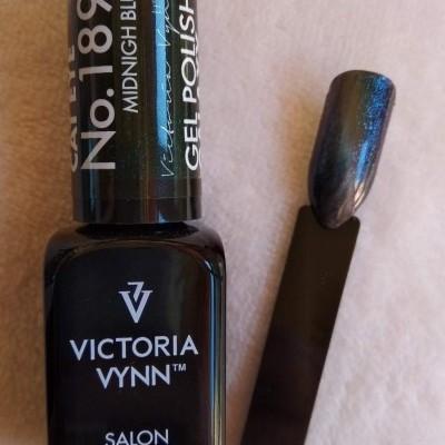 Victoria Vynn Cat Eye Nº 189 - Midnight Blue - Magnético - 8 ml