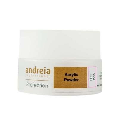 Andreia Profection Pó Acrílico - Soft Pink - 22 grs