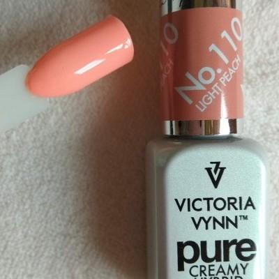 Victoria Vynn Verniz Gel Nº 110 - Light Peach - 8 ml