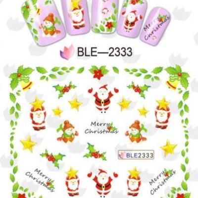 Autocolantes BLE2333 - Natal