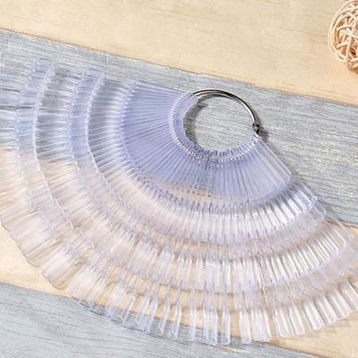 Mostruário de 150 Cores com argola - Transparente