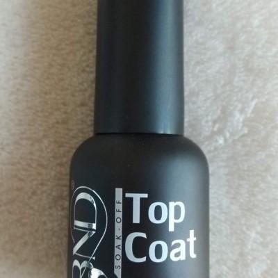 Top Coat Verniz Gel BND - 10 ml