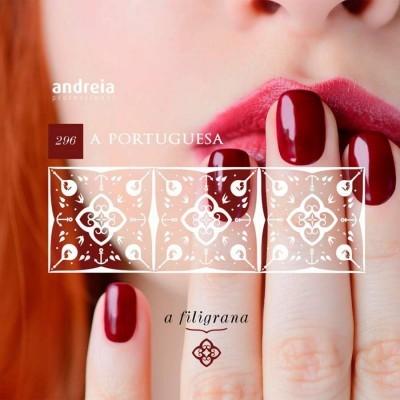 Andreia 296 - A Filigrana - Coleção A Portuguesa