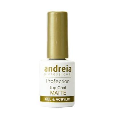 Andreia Profection Top Coat Mate - Gel & Acrilico - 10.5 ml