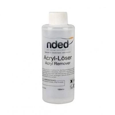 Liquido Removedor de acrilico NDED - 6016 - 100 ml