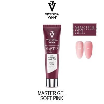 Mastergel - Soft Pink - Victoria Vynn - 60 gr