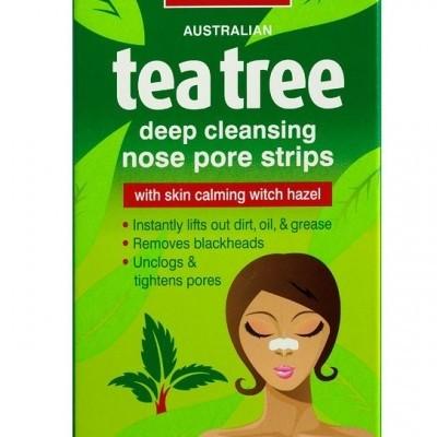 Tiras Limpeza de poros Tea Tree - Beautys Formulas