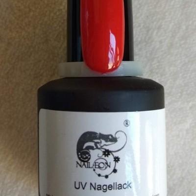 Verniz Gel Nded - Vermelho - 1022  - 15 ml