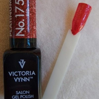Victoria Vynn Verniz Gel Nº 175 - Red - 8 ml