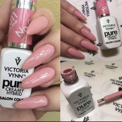 Victoria Vynn Verniz Gel Nº 011 - Gentle Pink - 8 ml