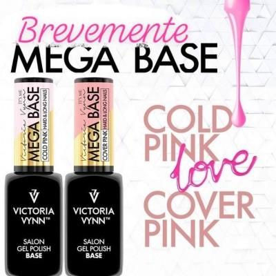 Mega Base Cold Pink ou Cover Pink