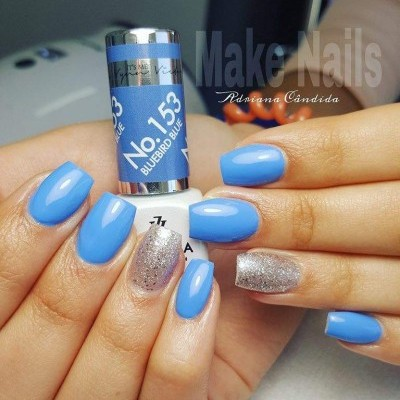 Victoria Vynn Verniz Gel Nº 153 - Bluebird Blue - 8 ml