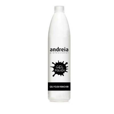 Andreia - Liquido Removedor de Verniz Gel - 250 ml