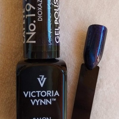 Victoria Vynn Cat Eye Nº 191 - Dioxazine - Magnético - 8 ml