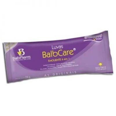 Balbcare - Luvas emolientes pata manicure - 1 Saqueta