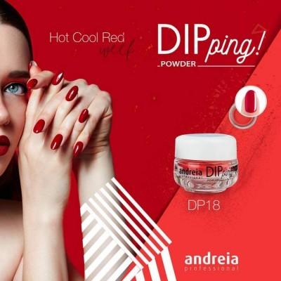 Andreia Dipping DP-18 Vermelho